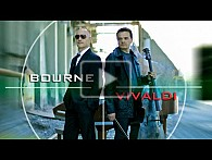 Bourne Vivaldi - The Piano Guys
