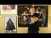 Star Wars: The Force Awakens Medley - flute/alto flute/piccolo/piano/vocal cover by Madmanflute