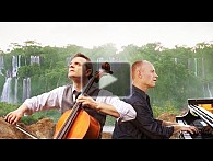 The Mission / How Great Thou Art - The Piano Guys