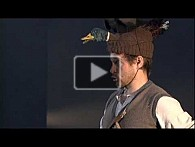 Simon Keenlyside jako Papageno - Royal Opera House Covent Garden