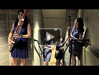 Gotye - Somebody That I Used to Know, The Breaking Winds Bassoon Quartet