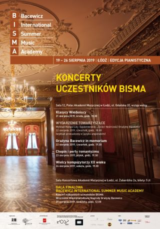 BISMA Bacewicz International Summer Music Academy