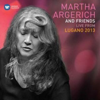 Martha Argerich and Friends Live from Lugano 2013