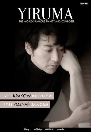 YIRUMA the world's famous pianist and composer