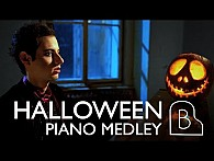 Halloween Piano Medley - Peter Bence