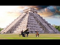 The Jungle Book / Sarabande (Mayan Style) - ThePianoGuys